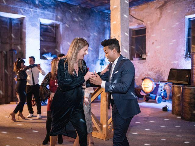 La boda de Mario y Esther en Otero De Herreros, Segovia 195