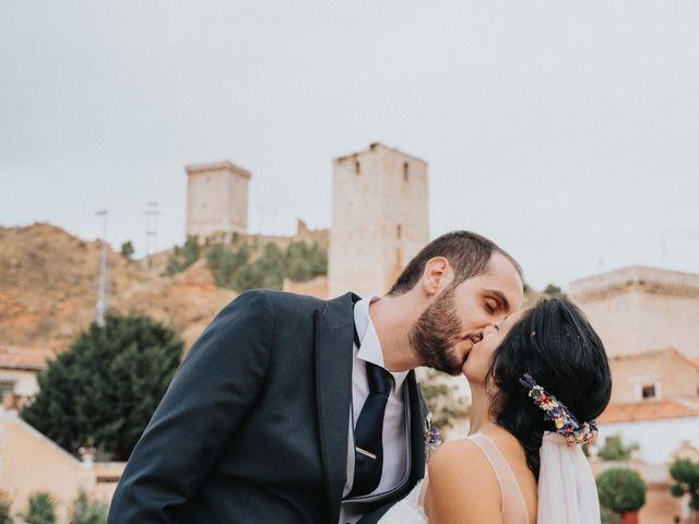La boda de Victor y Noemí en Daroca, Zaragoza 11