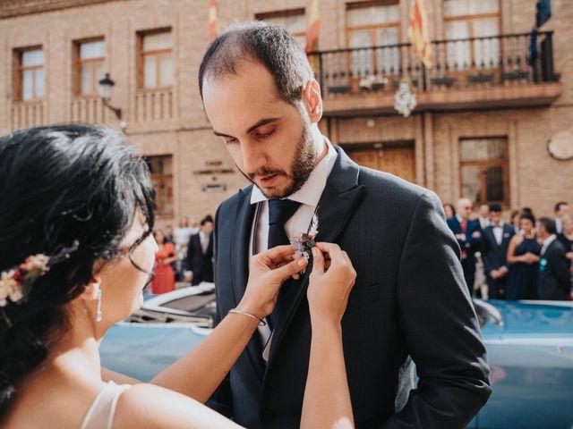 La boda de Victor y Noemí en Daroca, Zaragoza 37