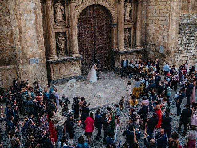 La boda de Victor y Noemí en Daroca, Zaragoza 44