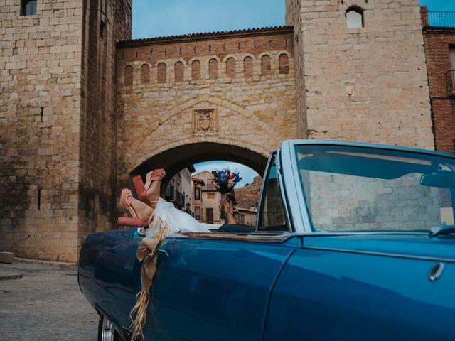 La boda de Victor y Noemí en Daroca, Zaragoza 45