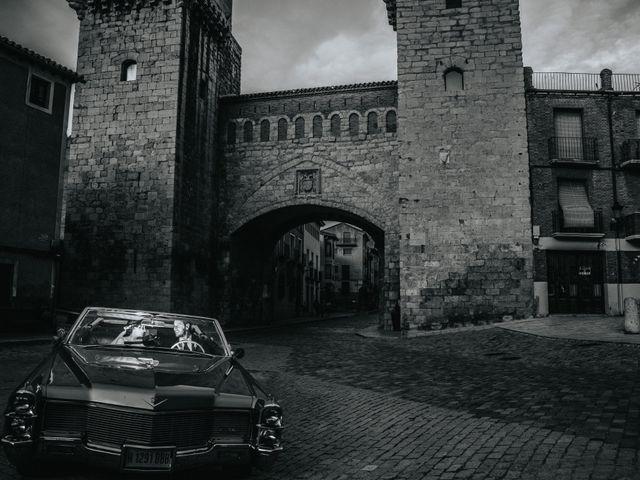 La boda de Victor y Noemí en Daroca, Zaragoza 49