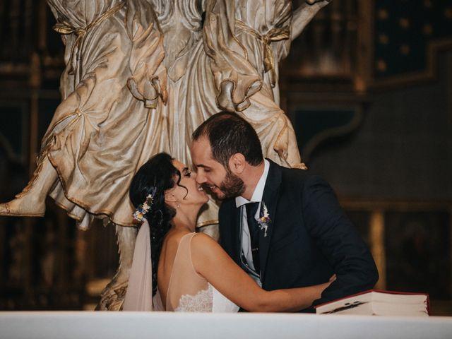 La boda de Victor y Noemí en Daroca, Zaragoza 50