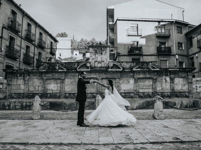 La boda de Victor y Noemí en Daroca, Zaragoza 2