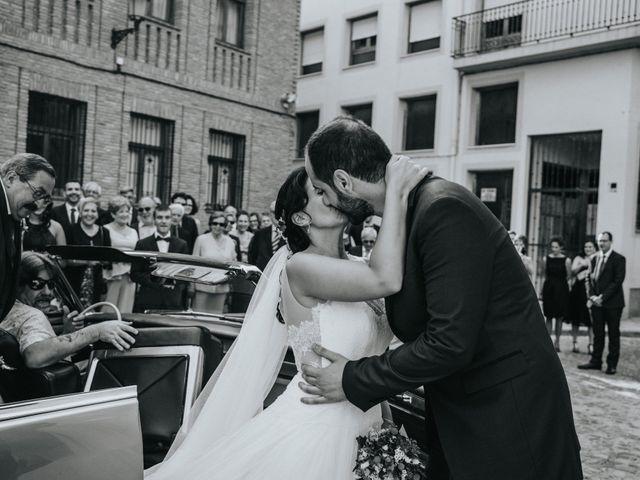 La boda de Victor y Noemí en Daroca, Zaragoza 54
