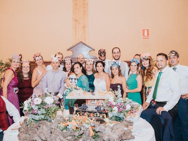 La boda de Victor y Noemí en Daroca, Zaragoza 55