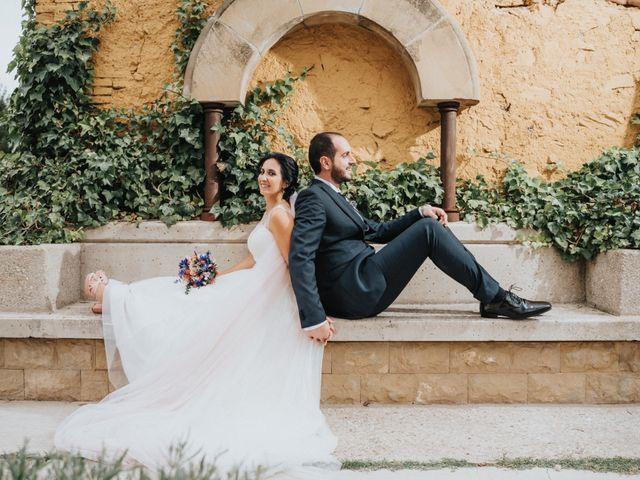 La boda de Victor y Noemí en Daroca, Zaragoza 56