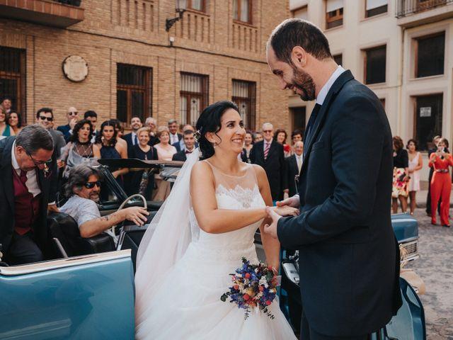 La boda de Victor y Noemí en Daroca, Zaragoza 57