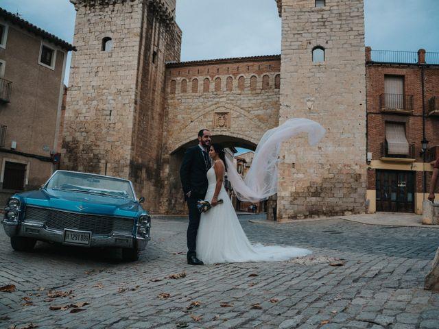 La boda de Victor y Noemí en Daroca, Zaragoza 58
