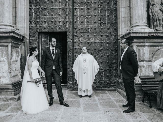 La boda de Victor y Noemí en Daroca, Zaragoza 63