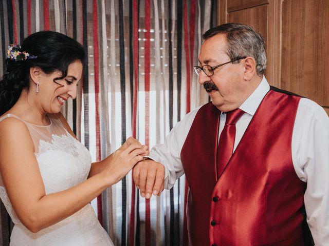 La boda de Victor y Noemí en Daroca, Zaragoza 77