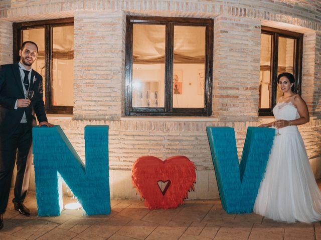La boda de Victor y Noemí en Daroca, Zaragoza 86