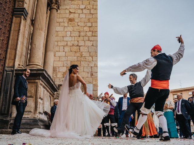 La boda de Victor y Noemí en Daroca, Zaragoza 90