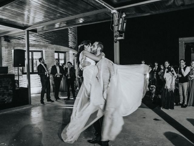 La boda de Victor y Noemí en Daroca, Zaragoza 91