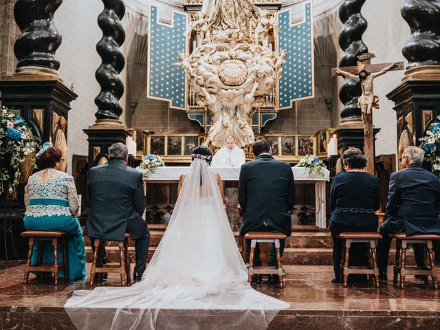 La boda de Victor y Noemí en Daroca, Zaragoza 95