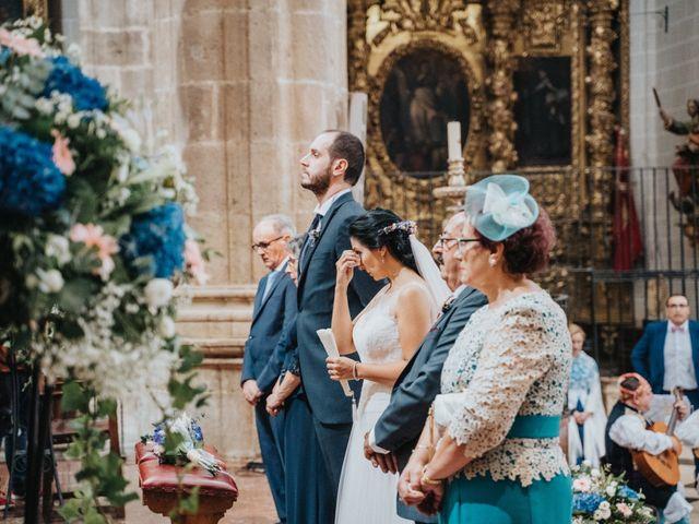La boda de Victor y Noemí en Daroca, Zaragoza 97