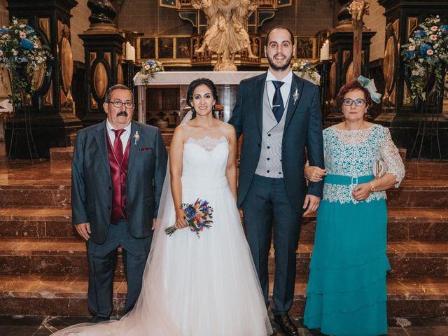 La boda de Victor y Noemí en Daroca, Zaragoza 109