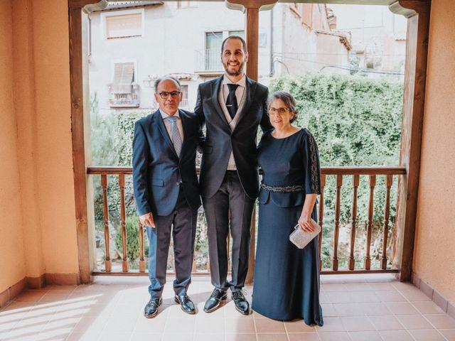 La boda de Victor y Noemí en Daroca, Zaragoza 110