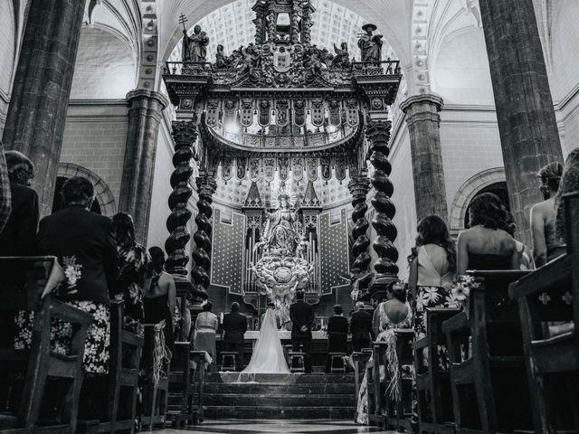 La boda de Victor y Noemí en Daroca, Zaragoza 111