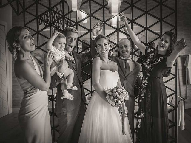 La boda de Dani y Ana en Perillo (Sta Leocadia), A Coruña 18