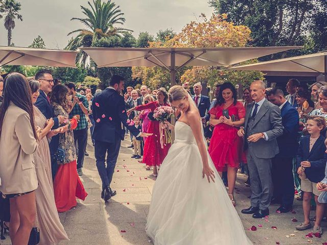 La boda de Dani y Ana en Perillo (Sta Leocadia), A Coruña 35