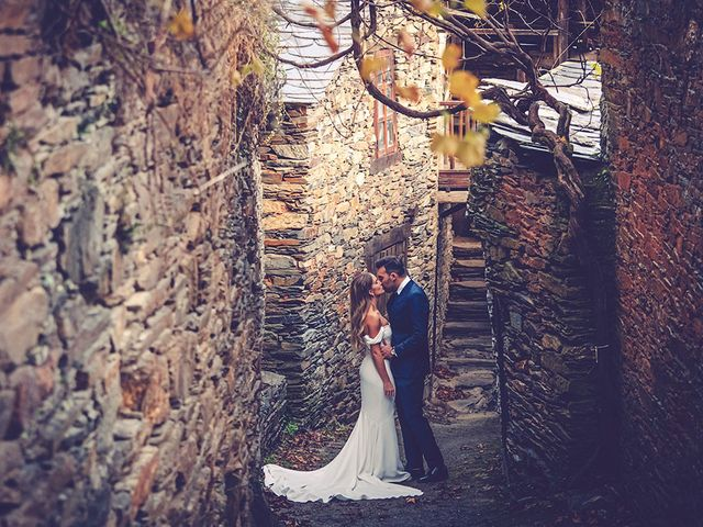 La boda de Dani y Ana en Perillo (Sta Leocadia), A Coruña 59