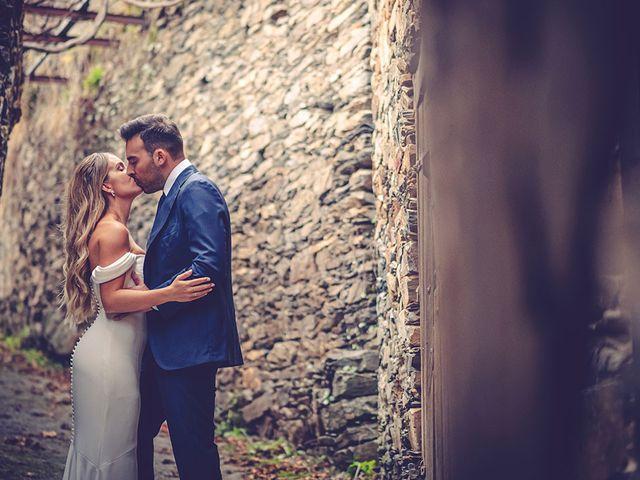 La boda de Dani y Ana en Perillo (Sta Leocadia), A Coruña 61