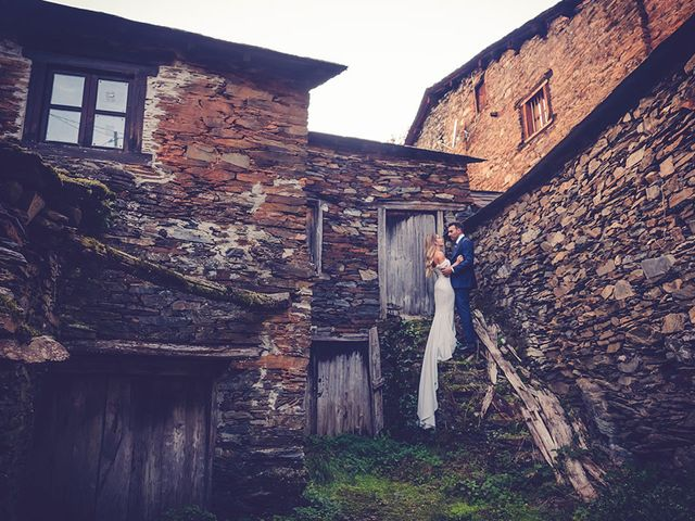 La boda de Dani y Ana en Perillo (Sta Leocadia), A Coruña 73