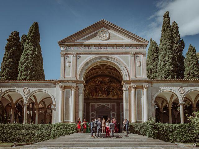 La boda de Alex y Silvia en Bigues, Barcelona 22