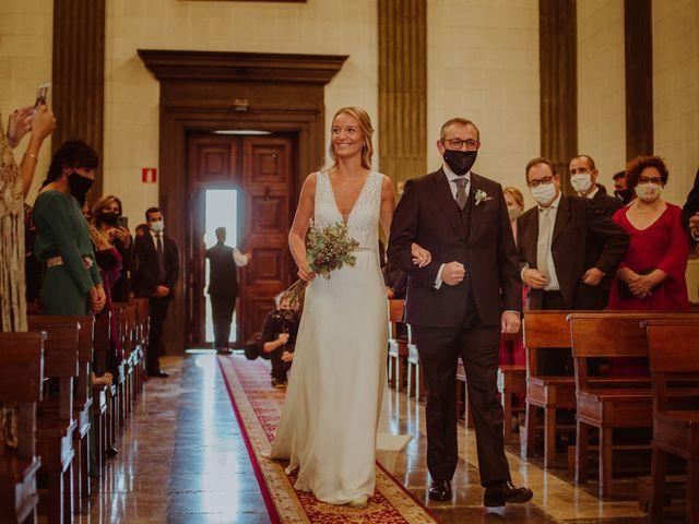 La boda de Alex y Silvia en Bigues, Barcelona 25