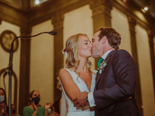 La boda de Alex y Silvia en Bigues, Barcelona 28