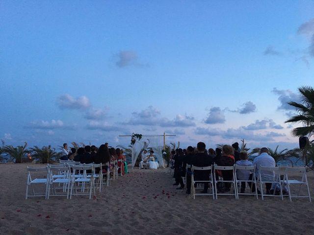 La boda de Jimmy  y Yasmín  en Malgrat De Mar, Barcelona 1