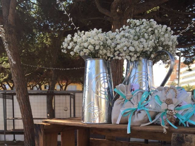 La boda de Jimmy  y Yasmín  en Malgrat De Mar, Barcelona 4