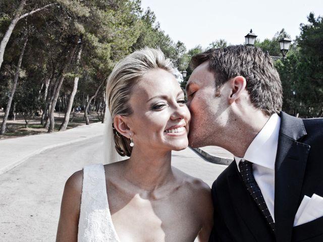 La boda de Mario y Ana en Vila-real/villarreal, Castellón 12