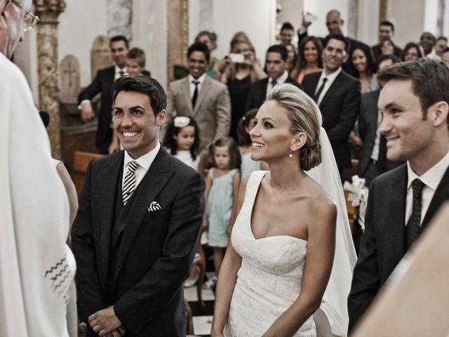La boda de Mario y Ana en Vila-real/villarreal, Castellón 13