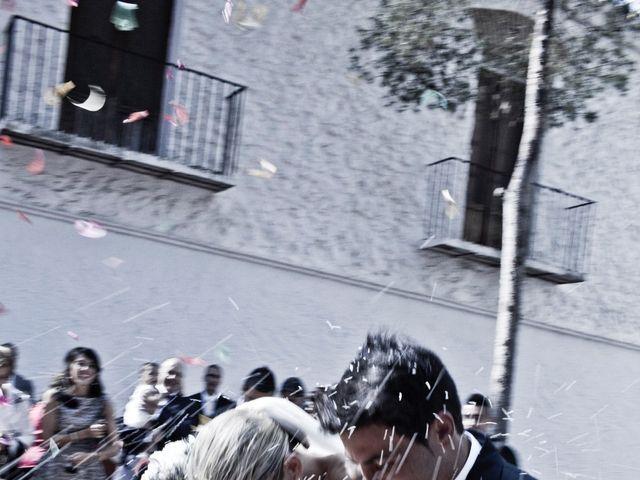 La boda de Mario y Ana en Vila-real/villarreal, Castellón 15