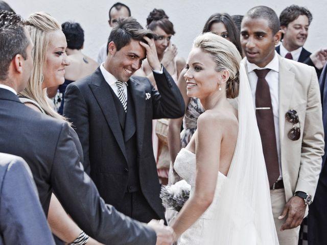 La boda de Mario y Ana en Vila-real/villarreal, Castellón 16