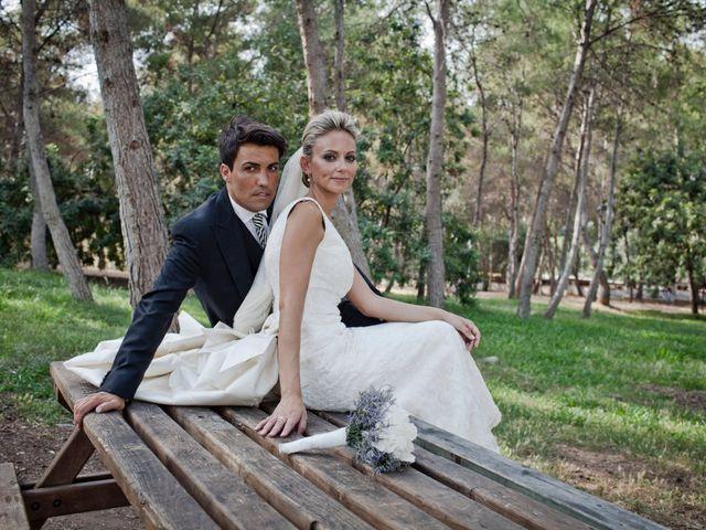La boda de Mario y Ana en Vila-real/villarreal, Castellón 20