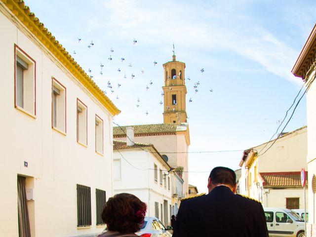 La boda de Miguel y Mar en Villanueva De Gallego, Zaragoza 5