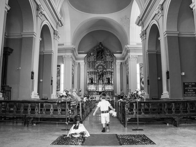 La boda de Miguel y Mar en Villanueva De Gallego, Zaragoza 6