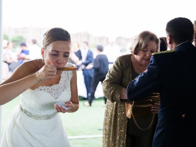 La boda de Miguel y Mar en Villanueva De Gallego, Zaragoza 11