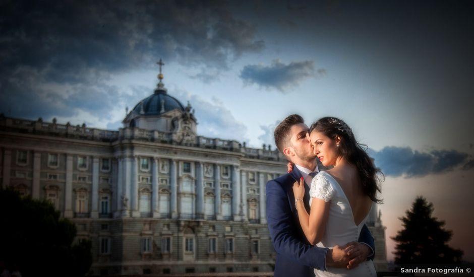 La boda de Marcos y Melany en Villaseca De La Sagra, Toledo