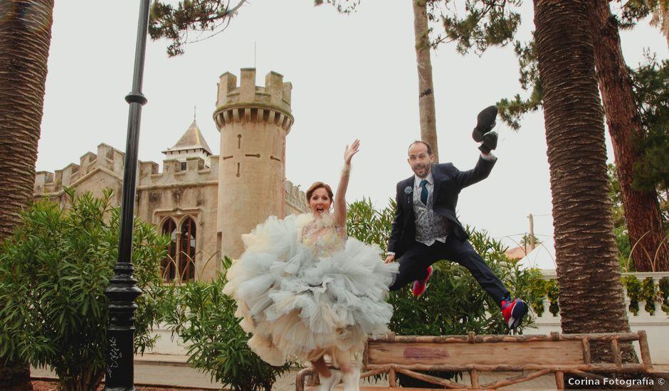La boda de Edu y Ana en San Cristóbal de La Laguna, Santa Cruz de Tenerife