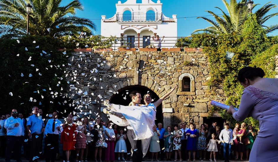 La boda de Alicia y Agustín en Zafra, Badajoz