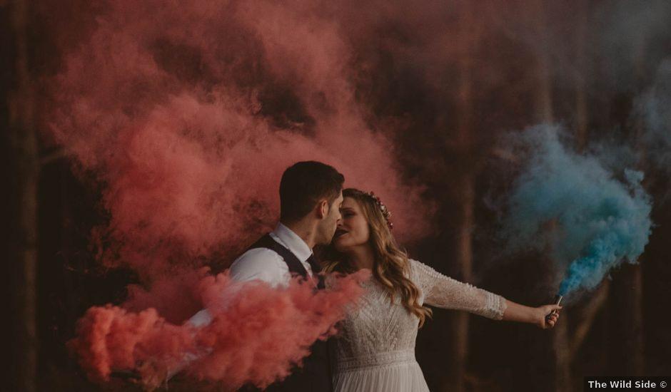 La boda de Jacobo y Bea en Nigran, Pontevedra