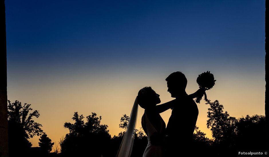 La boda de Seb y Gabriela en Aranjuez, Madrid
