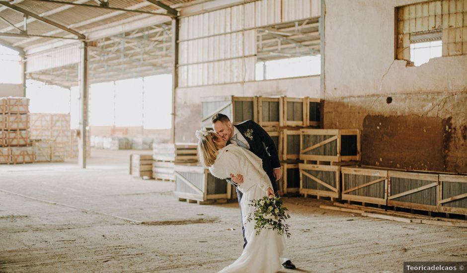 La boda de Mario y Esther en Otero De Herreros, Segovia