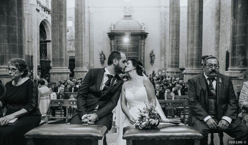 La boda de Victor y Noemí en Daroca, Zaragoza