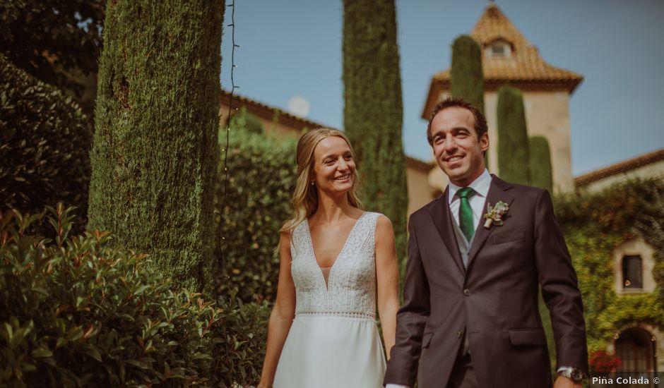 La boda de Alex y Silvia en Bigues, Barcelona