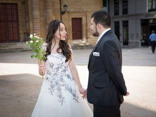 La boda de Melisa y Alfredo 1